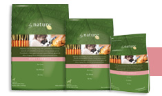 by nature puppy formula dog food