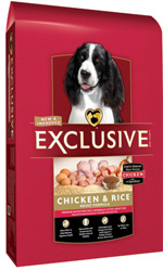 exclusive dog food reviewexclusive dog food