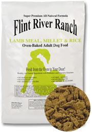 flint river ranch Lamb-Meal-Millet-Rice
