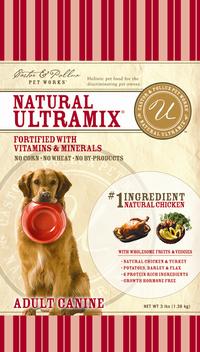 Castor & Pollux Dog Food