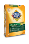 natures recipe large breed puppy recipe