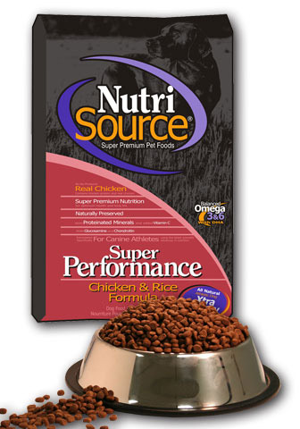 nutrisource super performance