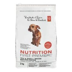 President's Choice Nutrition First Toy & Small Breed Dog Food-Chicken & Brown Rice