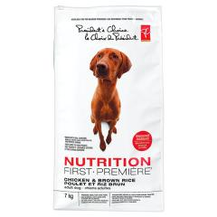 President's Choice Nutrition First Adult Dog Food - Chicken & Brown Rice