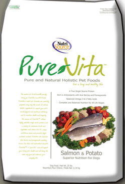 pure vita salmon and potato