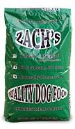 zach's chicken and rice dog food